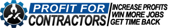 Profit for Contractors Leverage Members Site